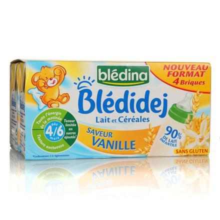 bledidej vanille 4 mois