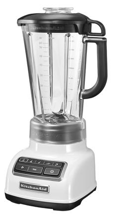 blender kitchenaid blanc