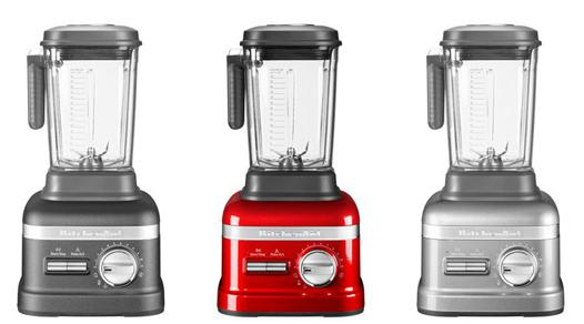 blender kitchenaid chauffant