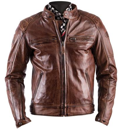 ▷ Avis blouson cuir moto marron   En 2019, achetez avec le ... 92f1c9cfbdb4