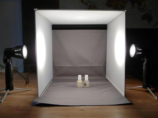 boite a lumiere photo
