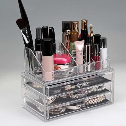 boite de rangement maquillage