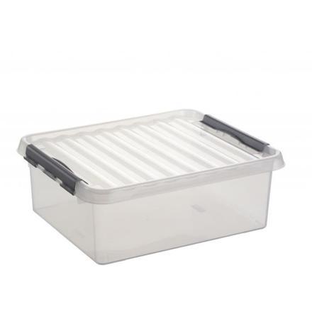 boite plastique avec couvercle