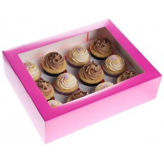 boite pour transporter cupcake