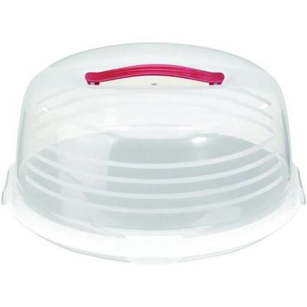 boite transport gateau plastique