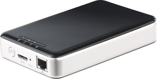 boitier disque dur externe wifi