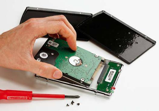 boitier disque dur pc portable