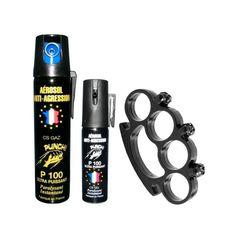 bombe anti agression protection personnelle