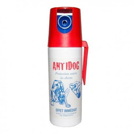 bombe defense anti chien