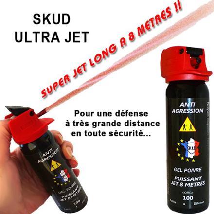 bombe lacrymogène legal