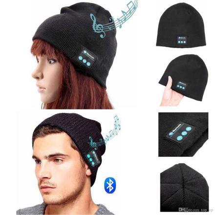 bonnet connecté bluetooth