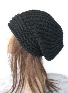 bonnet slouch femme