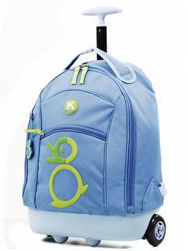 sac à dos à roulettes enfant