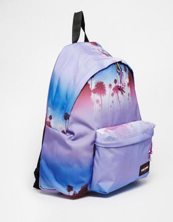 sac a dos eastpak fille violet