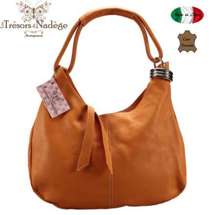 sac à main en cuir italien