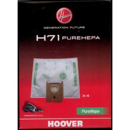 sac aspirateur hoover freespace