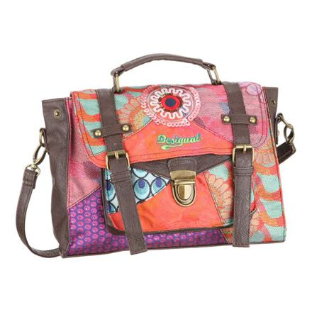 sac cartable desigual