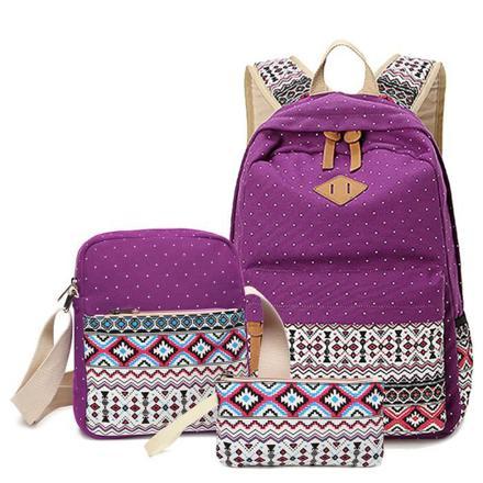 sac d école fille