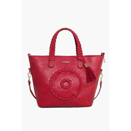 sac desigual rouge