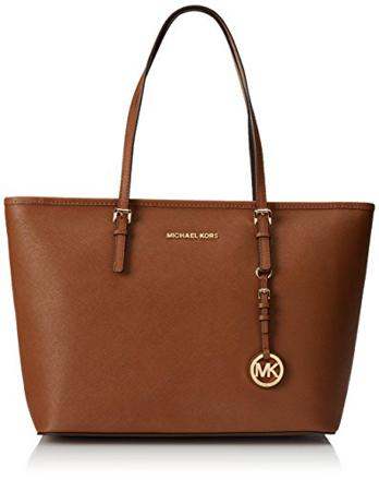 sac michael kors marron