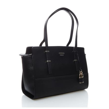 sac noir guess
