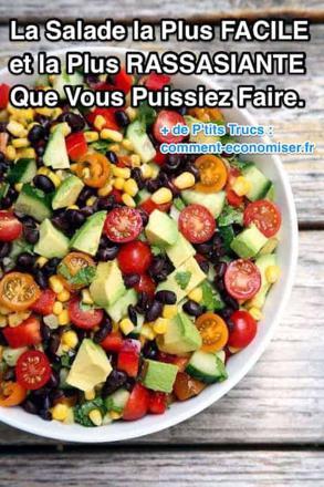 salade facile a faire