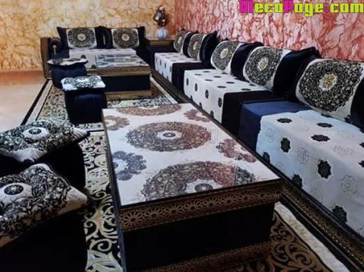 salon marocain prix