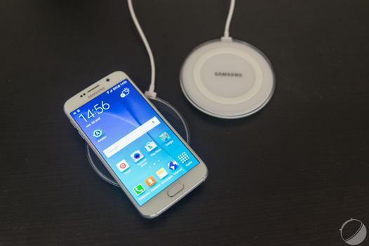 samsung chargeur sans fil s6