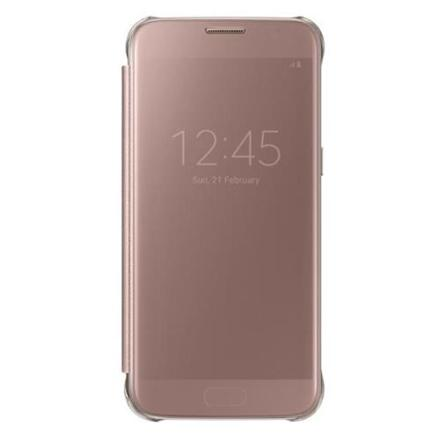 samsung etui clear view cover pour galaxy s7