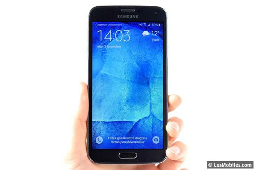 samsung galaxy s5 new test