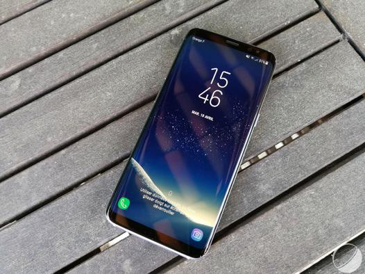 samsung galaxy s8 bon plan