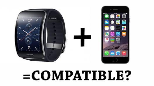 samsung gear s compatible
