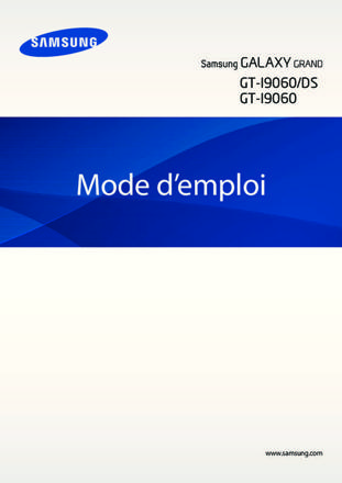 samsung grand plus mode d\'emploi