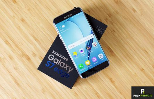 samsung s7 edge test