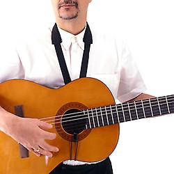 sangle guitare classique
