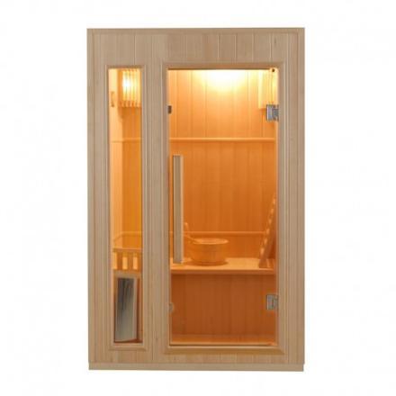 sauna vapeur 2 places
