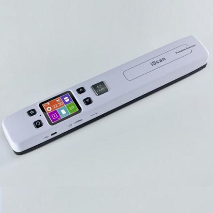 scanner poche
