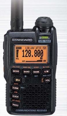 scanner radio numerique portatif