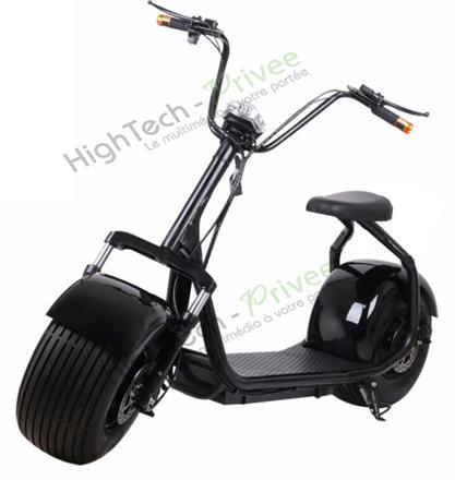 scooter electrique grosse roue