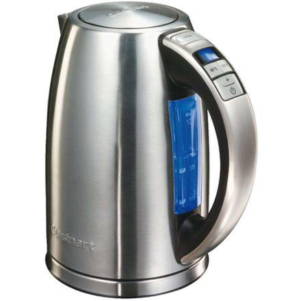 bouilloire electrique inox temperature reglable