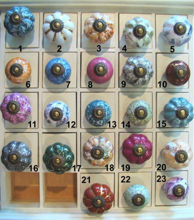 bouton de tiroir