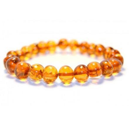 bracelet ambre adulte
