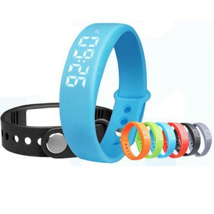 bracelet compteur de pas