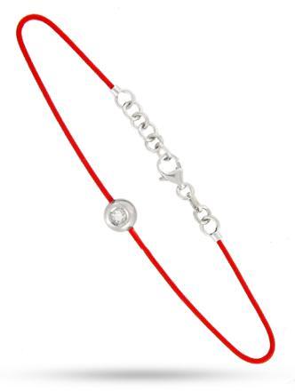 bracelet diamant fil