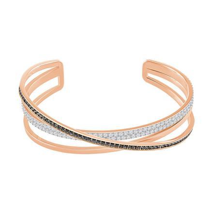 bracelet doré rose