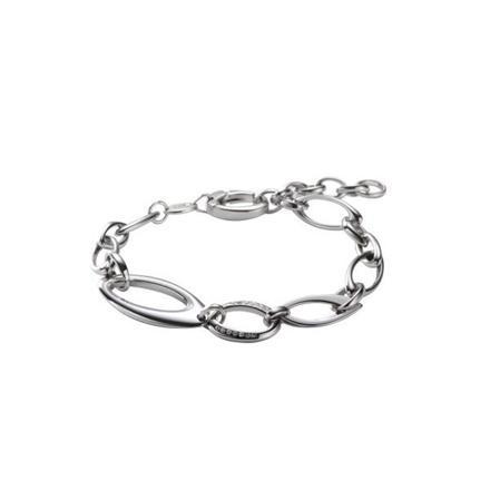 bracelet fossil acier femme