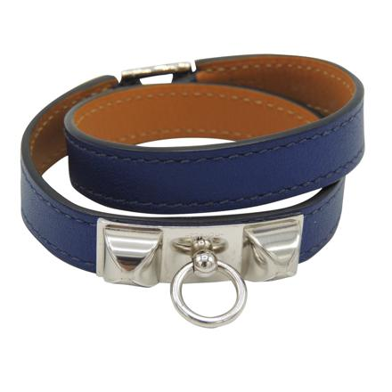 bracelet hermes en cuir