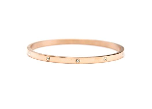bracelet jonc acier