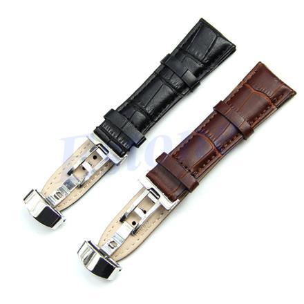 bracelet montre genuine leather