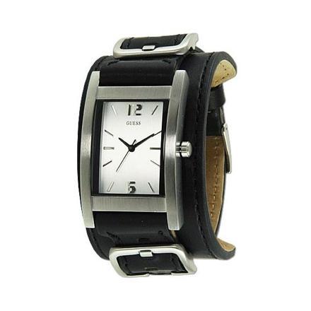 bracelet montre guess femme cuir